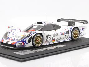 Porsche 911 GT1 #26 Sieger 24h LeMans 1998 McNish, Aiello, Ortelli 1:8 Amalgam