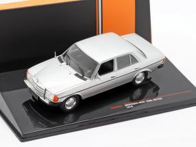 Mercedes-Benz 200D (W123) Baujahr 1976 silber 1:43 Ixo