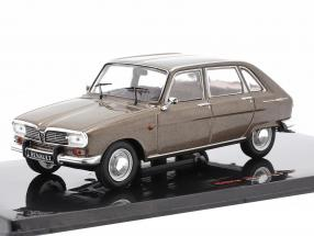 Renault 16 year 1969 brown metallic 1:43 Ixo