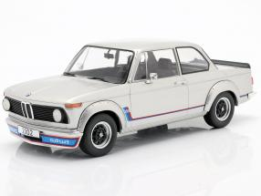 BMW 2002 Turbo (E20) year 1973 silver  Model Car Group