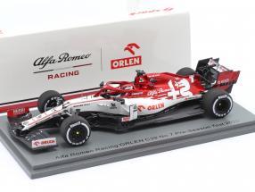 Kimi Räikkönen Alfa Romeo Racing C39 #7 Pre-Season Test F1 2020 1:43 Spark