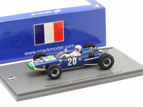Guy Ligier McLaren M4A #20 5th GP de Pau formula 2 1968 1:43 Spark