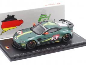 Aston Martin Vantage AMR GT4 #36 24h Nürburgring 2019 1:43 Spark
