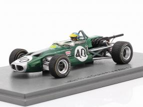 Ronnie Peterson Lotus 59 #40 5th Albi GP formula 2 1969 1:43 Spark