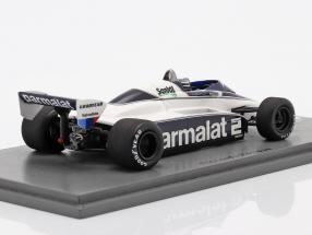 Riccardo Patrese Brabham BT50 #2 5th Swiss GP formula 1 1982
