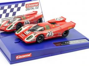 Digital 132 SlotCar Porsche 917K #23 Winner 24h LeMans 1970 1:32 Carrera