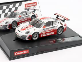 SlotCar Porsche 911 GT3 RSR Lechner Racing Race Taxi 1:32 Carrera Evolution