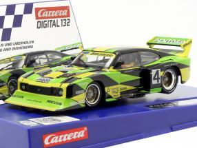 Digital 132 SlotCar Ford Capri Zakspeed Turbo #4 DRM 1981 J. Hamelmann 1:32 Carrera
