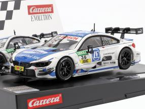 SlotCar BMW M4 DTM #36 DTM 2017 Maxime Martin 1:32 Carrera Evolution