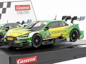 SlotCar Audi RS 5 DTM #99 DTM 2017 M. Rockenfeller 1:32 Carrera Evolution