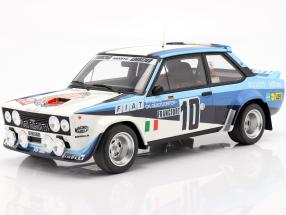 Fiat 131 Abarth #10 Winner Rally Monte Carlo 1980 Röhrl, Geistdörfer 1:12 OttOmobile