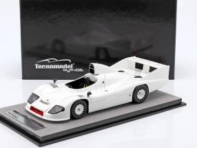 Porsche 936 Press version 1977 white 1:18 Tecnomodel