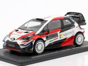 Toyota Yaris WRC Presentation Car Rallye Monte Carlo 2018 1:38 Spark