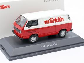 Volkswagen VW T3a Box van Märklin red / white