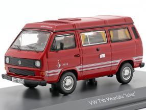 Volkswagen VW T3b Westfalia Joker red 1:43 Schuco