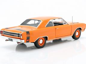Dodge Dart GTS 440 year 1969 orange