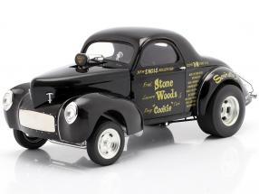 Willys Gasser Stone, Woods & Cook year 1941 black 1:18 GMP