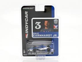 Dale Earnhardt Jr. Chevrolet #3 Indycar iRacing 2020 1:64 Greenlight