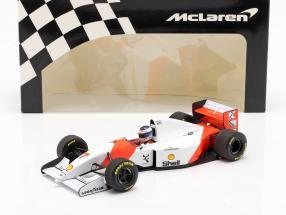 Mika Häkkinen McLaren MP4/8 #7 formula 1 1993 1:18 Minichamps
