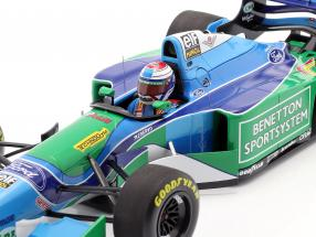 Jos Verstappen Benetton B194 #6 3rd Hungarian GP formula 1 1994