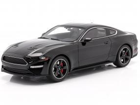 Ford Mustang GT Bullitt year 2019 shadow black  GT-Spirit