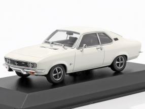 Opel Manta year 1970 white