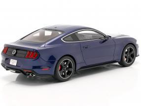 Ford Mustang GT Bullitt year 2019 kona blue  GT-Spirit
