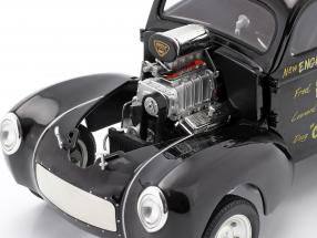 Willys Gasser Stone, Woods & Cook year 1941 black