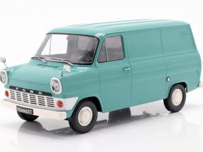 Ford Transit MK1 Van year 1965 turquoise