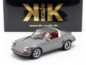 Porsche 911 Targa Singer Design anthracite 1:18 KK-Scale