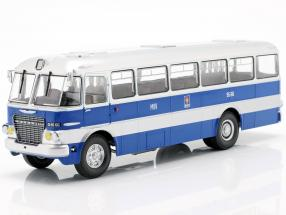 Ikarus 620 bus BKV Budapest 1961 blue / silver 1:43 Premium ClassiXXs