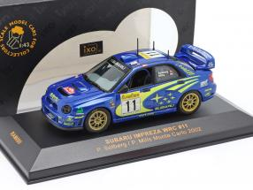 Subaru Impreza WRC #11 Monte Carlo 2002, Solberg, Mills 1:43 Ixo