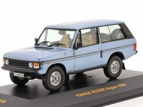 Range Rover Vogue year 1980 light blue 1:43 Ixo