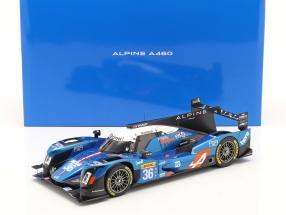 Alpine A460 #36 LMP2 WEC Champion 2016 Signatech Alpine 1:18 Spark