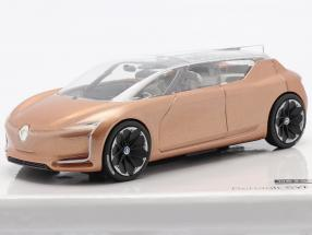 Renault Symbioz Concept Car IAA Frankfurt 2017 rose gold metallic 1:43 Norev