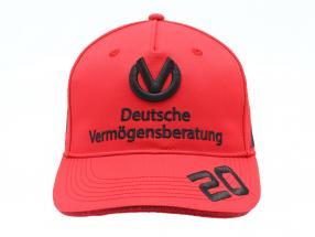 Mick Schumacher Cap 20 Formula 2 2020 Red Mks 20 020 R Ean 4251614406078