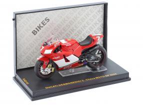 Carlos Checa Ducati Desmosedici #7 MotoGP 2005 1:24 Ixo