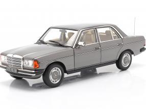 Mercedes-Benz 200 (W123) limousine year 1982 anthracite metallic 1:18 Norev