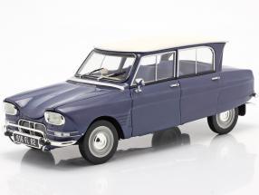 Citroen Ami 6 year 1965 ardoise blue 1:18 Norev