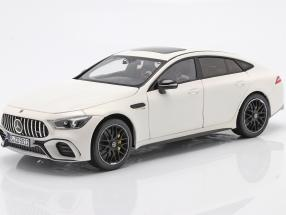 Mercedes-Benz AMG GT S 4 Matic+ year 2019 white 1:18 Norev