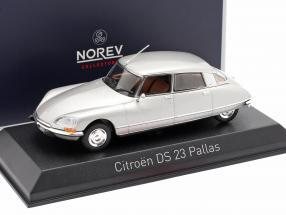 Citroen DS 23 Pallas year 1974 pearl grey 1:43 Norev