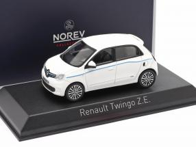 Renault Twingo Z.E. year 2020 white 1:43 Norev