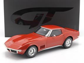 Chevrolet Corvette C3 year 1968 corvette bronze 1:12 GT-Spirit