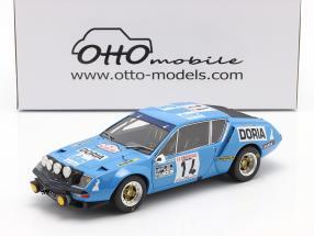 Alpine A310 1600 Gr.4 #14 3rd Rallye Tour de Corse 1976 Manzagol, Filippi 1:18 OttOmobile