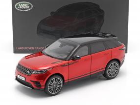 Land Rover Range Rover Velar year 2018 red metallic 1:18 LCD Models