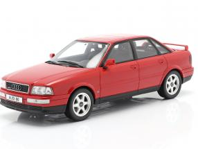 Audi 80 Quattro Competition year 1994 laser red 1:18 OttOmobile