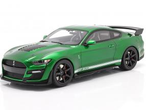 Ford Shelby GT500 year 2020 green 1:18 GT-Spirit