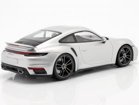 Porsche 911 (992) Turbo S year 2020 GT silver metallic