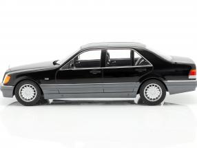 Mercedes-Benz S500 (W140) year 1994-98 black