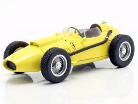 Ferrari Dino 246 formula 1 1958 Plain Body Edition yellow 1:18 CMR